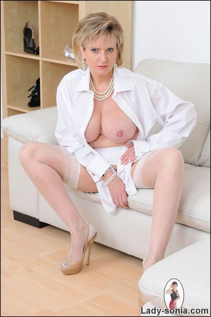 Sheila Lang plus de 40